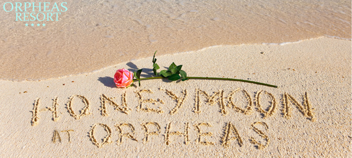 HONEYMOON AT ORPHEAS RESORT
